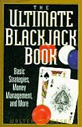 Ultimate Blackjack Book Basic Strategies Money Management & More