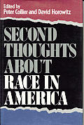 Second Thoughts about Race in America