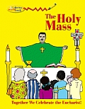 Holy Mass Color Activity (5 Pk)