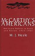 Mccarthys Americans Red Scare Politics