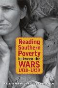 Reading Southern Poverty Between the Wars 1918 1939