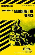 Cliffs Notes Merchant Of Venice