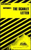 Cliffs Notes Scarlet Letter