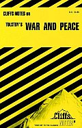 Cliffs Notes Tolstoy War & Peace