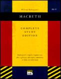 Macbeth Complete Study Edition
