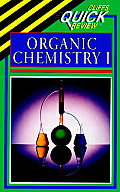 Organic Chemistry I Cliffs Quick Review