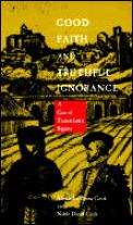 Good Faith & Truthful Ignorance A Case of Transatlantic Bigamy