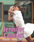 Jennifer Capriati Tennis Sensation