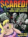 Scared How to Draw Fantastic Horror Comic Characters