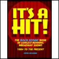 Its A Hit The Back Stage Book Of Lon