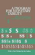 A Program for Monetary Stability