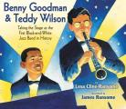 Benny Goodman & Teddy Wilson Taking the Stage as the First Black & White Jazz Band in History