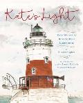 Kates Light Kate Walker at Robbins Reef Lighthouse