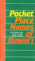 Pocket Place Names of Hawaii