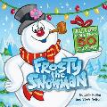Frosty the Snowman - Sticker