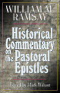Historical Commentary On The Epistles To