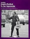 Arnie Berles Complete Handbook For Jazz Impr