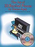 Joy Of 33 Recital Pieces Piano