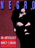Negro An Anthology
