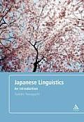 Japanese Linguistics: An Introduction