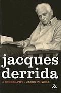 Jacques Derrida: A Biography