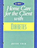 Home Care For The Client With Diabetes