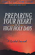 Preparing Your Heart for the High Holy Days A Guided Journal