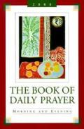 Book Of Daily Prayer 2000 Morning & Even
