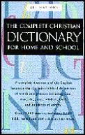 Complete Christian Dictionary
