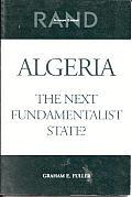 Algeria The Next Fundamentalist State