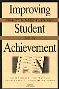 Improving Student Achievement What State Naep Test Scores Tell Us