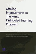 Making Improvements to the Army Distributed Learning Program