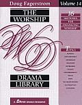 The Worship Drama Library - Volume 15: 16 Sketches for Enhancing Worship