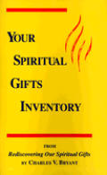 Your Spiritual Gifts Inventory