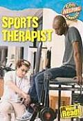 Sports Therapist Cool Careers