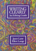 Writing Clearly An Editing Guide