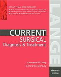 Current Surgical Diagnosis & Treatment