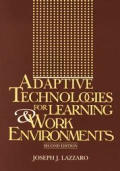 Adaptive Technologies For Learning & Wor