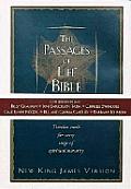 Bible Nkjv Passages Of Life Timeless Tru