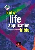 Bible NLT Kids Life Application Bible New Living Translation
