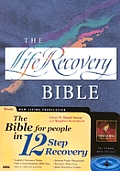 Bible NLT Life Recovery Personal Size