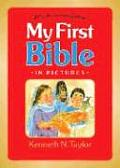 Bible Living My First Bible In Pictures 15th Anniversary Edition
