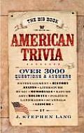 Big Book Of American Trivia