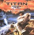Titan A.E. Storybook