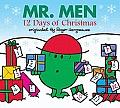 Mr Men 12 Days of Christmas
