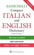 Zanichelli Compact Italian & English Dictionary