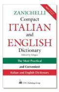 Zanichelli Compact Italian & English Dic