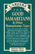 Careers For Good Samaritans & Other Huma