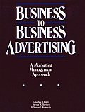 Business to Business Advertising