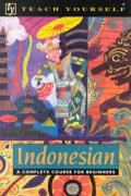 Teach Yourself Indonesian Old Edition